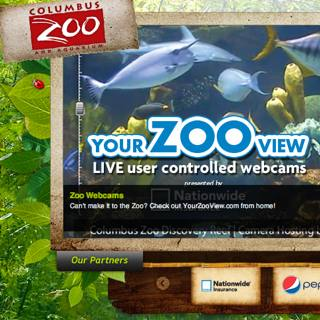 Columbus Zoo & Aquarium websites
